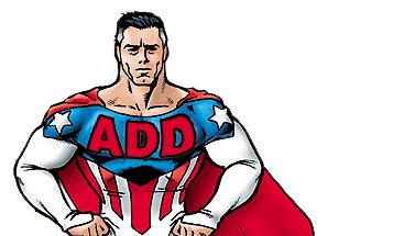 ADD-Superhero