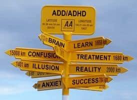 Signs ADHD