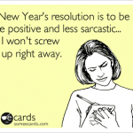 Resolutions – Don't Even Bother