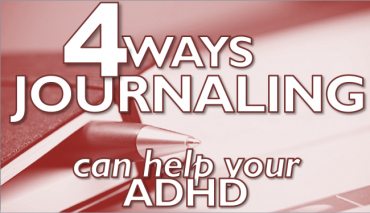 How Journaling is a Natural ADHD Remedy