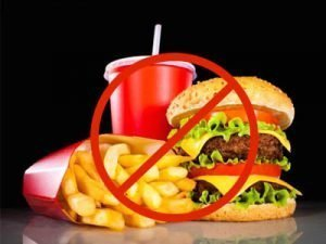 Fast Food Willpower
